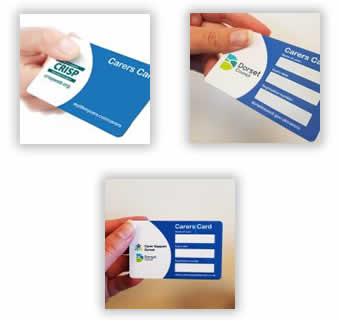 Carers Cards in Circulation